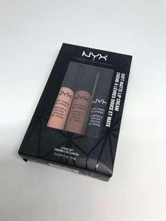 Nyx trio set lippie full sizes