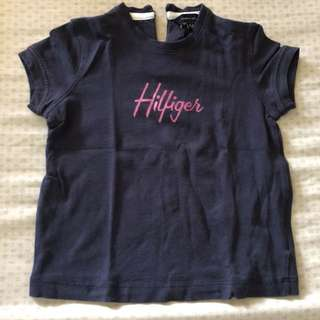 Authentic Tommy Hilfiger baby shirt