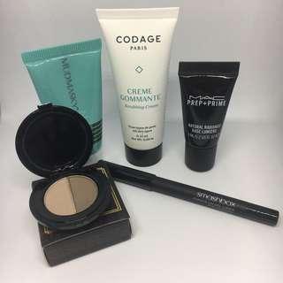 [FREE NM] Skincare & Makeup Set 1