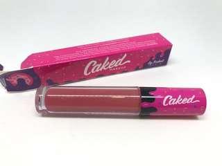 Caked Liquid Matte Lipstick in Low Key