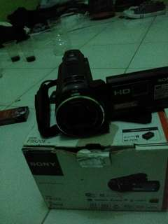 Handy cam Sony HDR-PJ820E