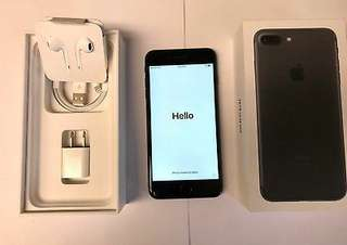 Openline Apple iPhone 7 Plus(Sealed)