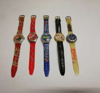 Coca Cola Watches