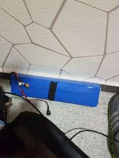 52v 18ah battery