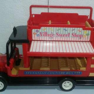 Sylvanian Families Vintage Village Bus