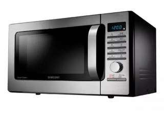Samsung Convection Microwave Oven With Sensor Cook