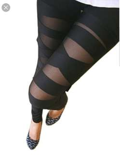 3/4 lengths tights