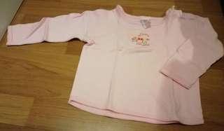 Baby Poney long sleeves top