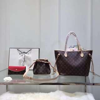 LV Bag Set