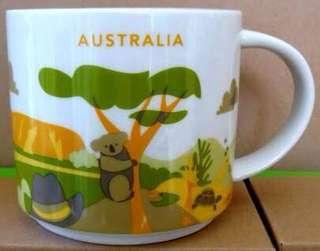 Starbucks YAH Australia Mug