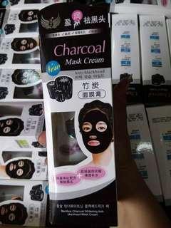 🚚 Charcoal Mask Cream