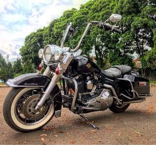 Harley Davidson Roadking Classic 96 Carburator