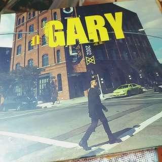 姜Gary 1st Album 2002 全新未拆