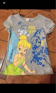 tinker bell t-shirt for girls