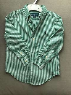 Ralph Lauren Shirt - green