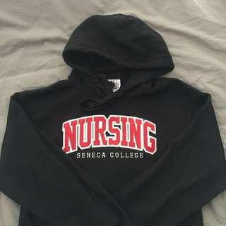 Seneca Nursing sweater