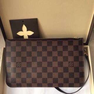 Authentic Preloved Louis Vuitton Pouch