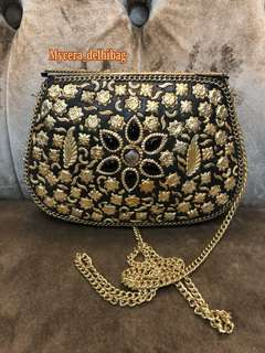 Delhibag Handmade Clutch