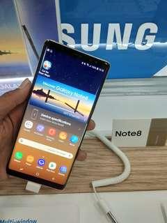 Kredit Samsung Galaxy Note 8 Black [64GB/6GB]