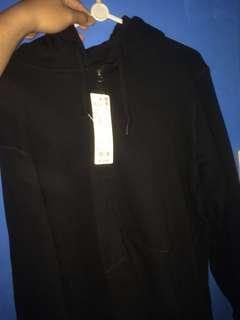 Uniqlo hoodie fullzip resleting