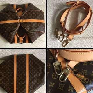 Authentic Preloved Louis Vuitton Keepall 50
