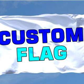 Custom Flag Custom Flags Full Color Designs Custom Flag 3ftX5ft Made to Order