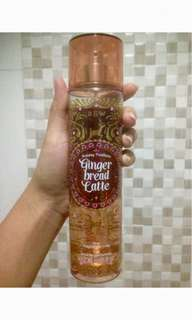 Bath & Body Works Ginger Bread Latte (Holiday Traditions) Fragrance Mist 236ml