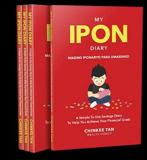 Chinkee Tan My ipon diary