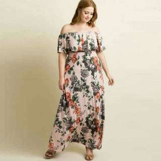*PREORDER OS Maxi Dress