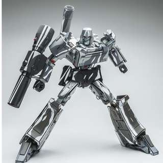 KO Takara Masterpiece MP-36 MP36 Megatron (Cell Shade), Transformers MP