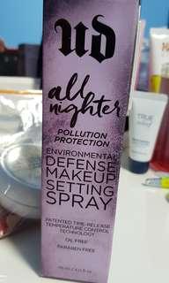 Setting Spray
