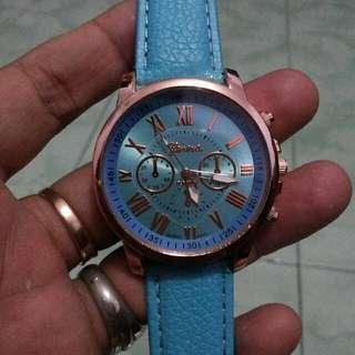 Jam Geneva Blue
