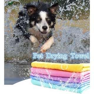 Pet Drying Towel super absorbent