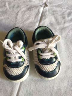 Preloved Walking shoes for baby boy