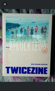 (!!PROMORAYA!!) [TWICE] Twicezine Jeju Edition
