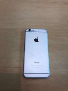 Unlocked iPhone 6 with new battery