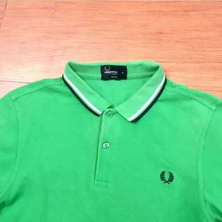 Authentic fred perry twin tipped
