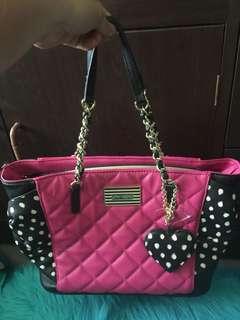 Authentic Betsey Johnson Bag