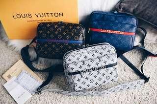Louis Vuitton Messenger Bag SS18 LIMITED EDITION