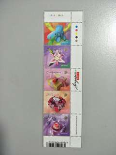 Singapore Stamps 2005 Greetings