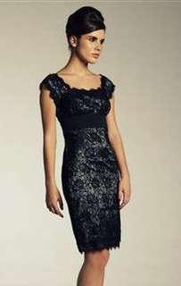 Ted Baker lace dress size 6 (us 6 = uk 2)