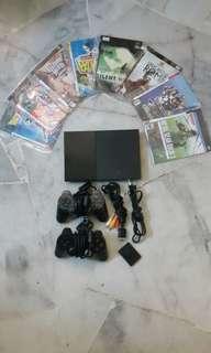 PS 2 complete set