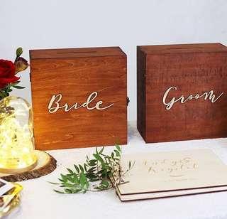 Wedding Ang Bao Box