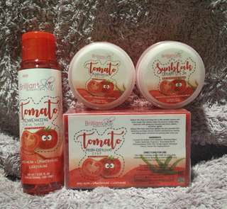 Brilliant Skin Essential Tomato Set