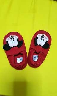 Mickey mouse Prewalker shoes