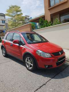 Suzuki SX4 HB for Last Minute Hari Raya Rental
