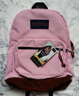 Janspor backpack Authentic