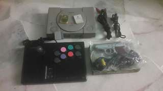Vintage First Model Play Station