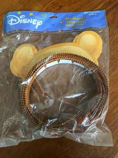 Winnie the Pooh party Hair band