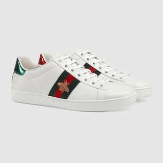 ✨gucci ace sneakers